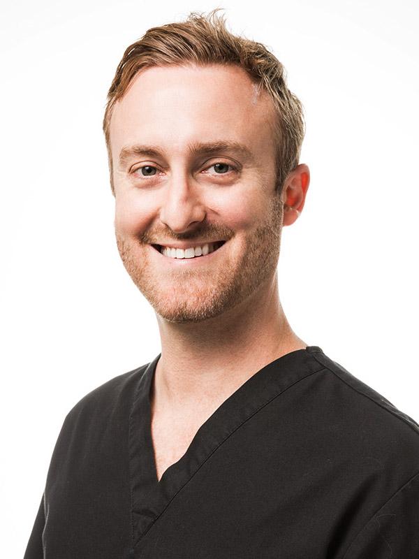 Dr James Cooke