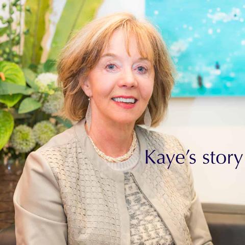 Kaye`s Story