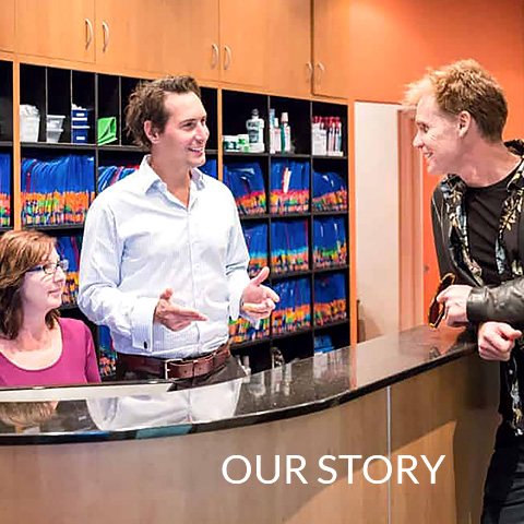Shore Dental Story