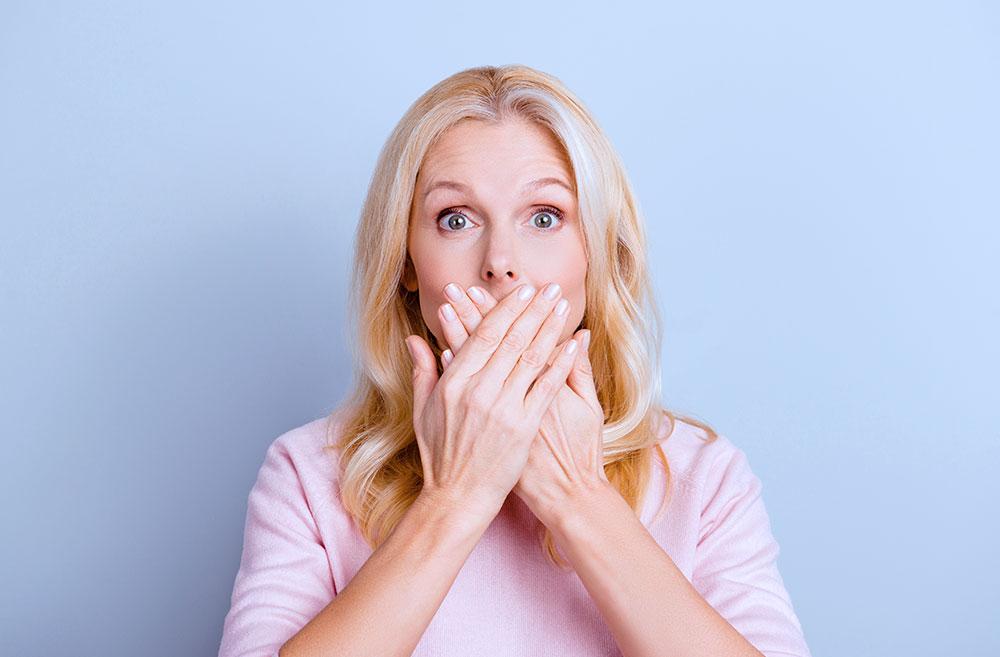 Potential Symptoms Of Gum Disease